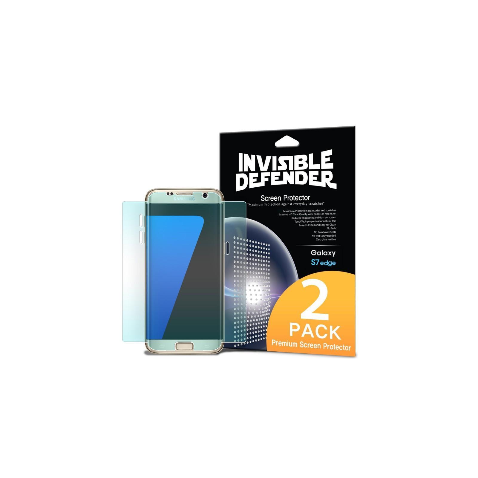 Пленка защитная Ringke для телефона Samsung Galaxy S7 Edge (RSP4373)