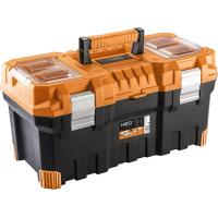 """Ящик для інструментів Neo Tools 22"""" 55,4 x 28,6 x 27,6 см (84-113)"""
