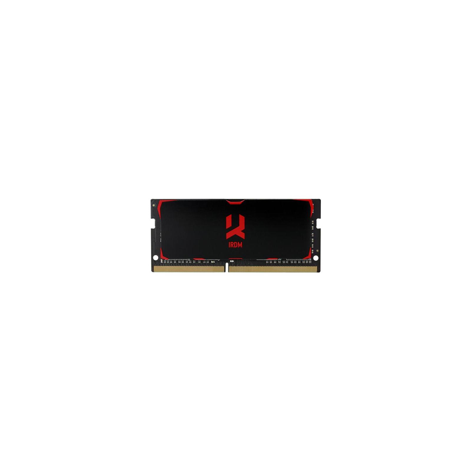 Модуль памяти для ноутбука SoDIMM DDR4 4GB 2666 MHz IRDM GOODRAM (IR-2666S464L16S/4G)