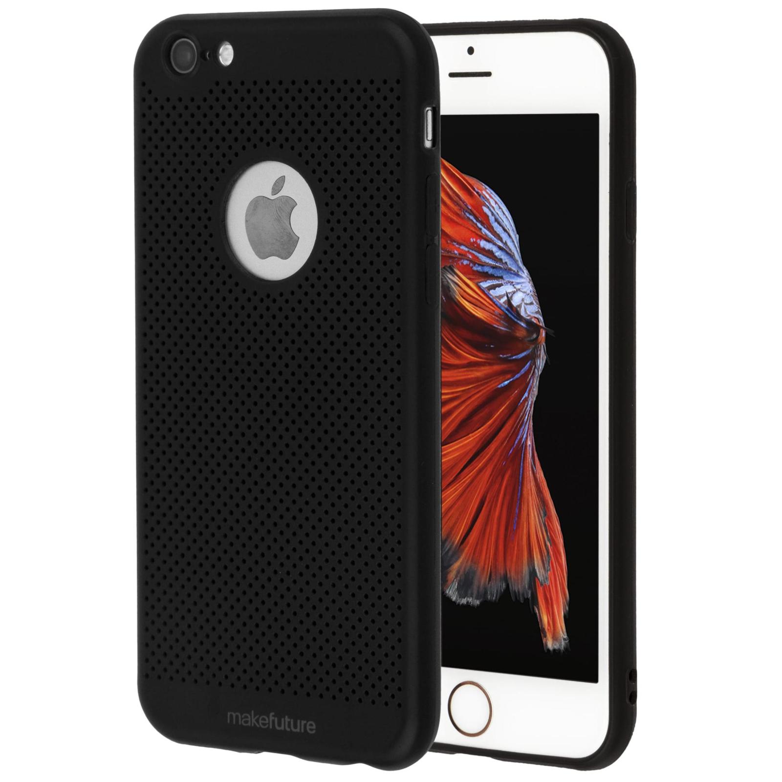 Чехол для моб. телефона MakeFuture Moon Case (TPU) для Apple iPhone 6 Black (MCM-AI6BK) изображение 2