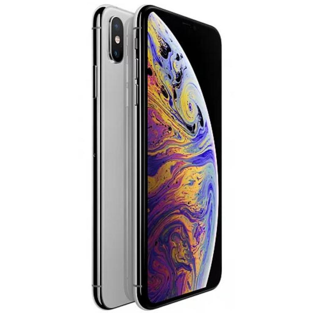Мобильный телефон Apple iPhone XS 256Gb Silver (MT9J2FS/A) изображение 4