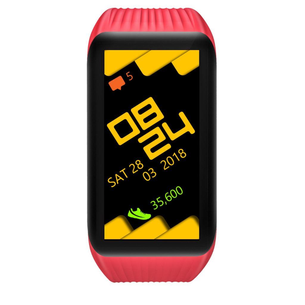 Фитнес браслет Nomi SB-22 Red изображение 2