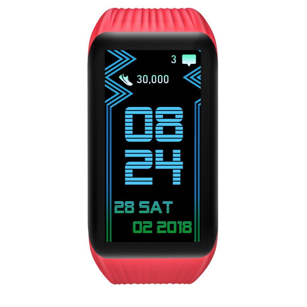 Фитнес браслет Nomi SB-22 Red изображение 7