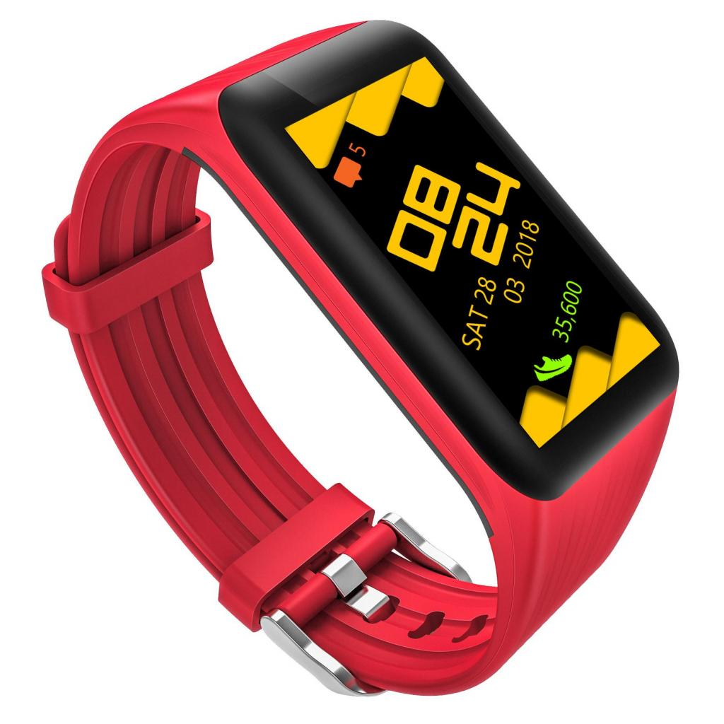 Фитнес браслет Nomi SB-22 Red изображение 8