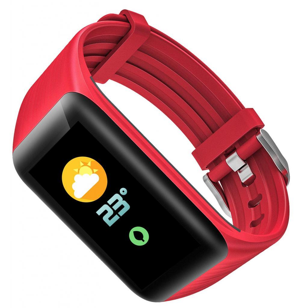 Фитнес браслет Nomi SB-22 Red изображение 9