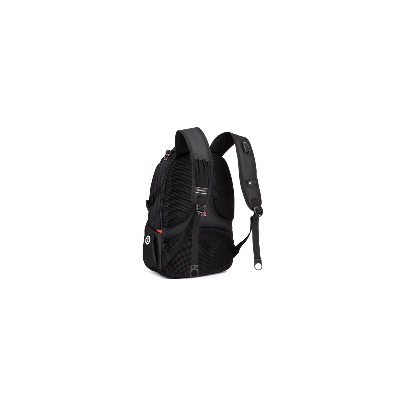 Рюкзак для ноутбука Continent 16'' BP-302 BK (BP-302BK) изображение 3