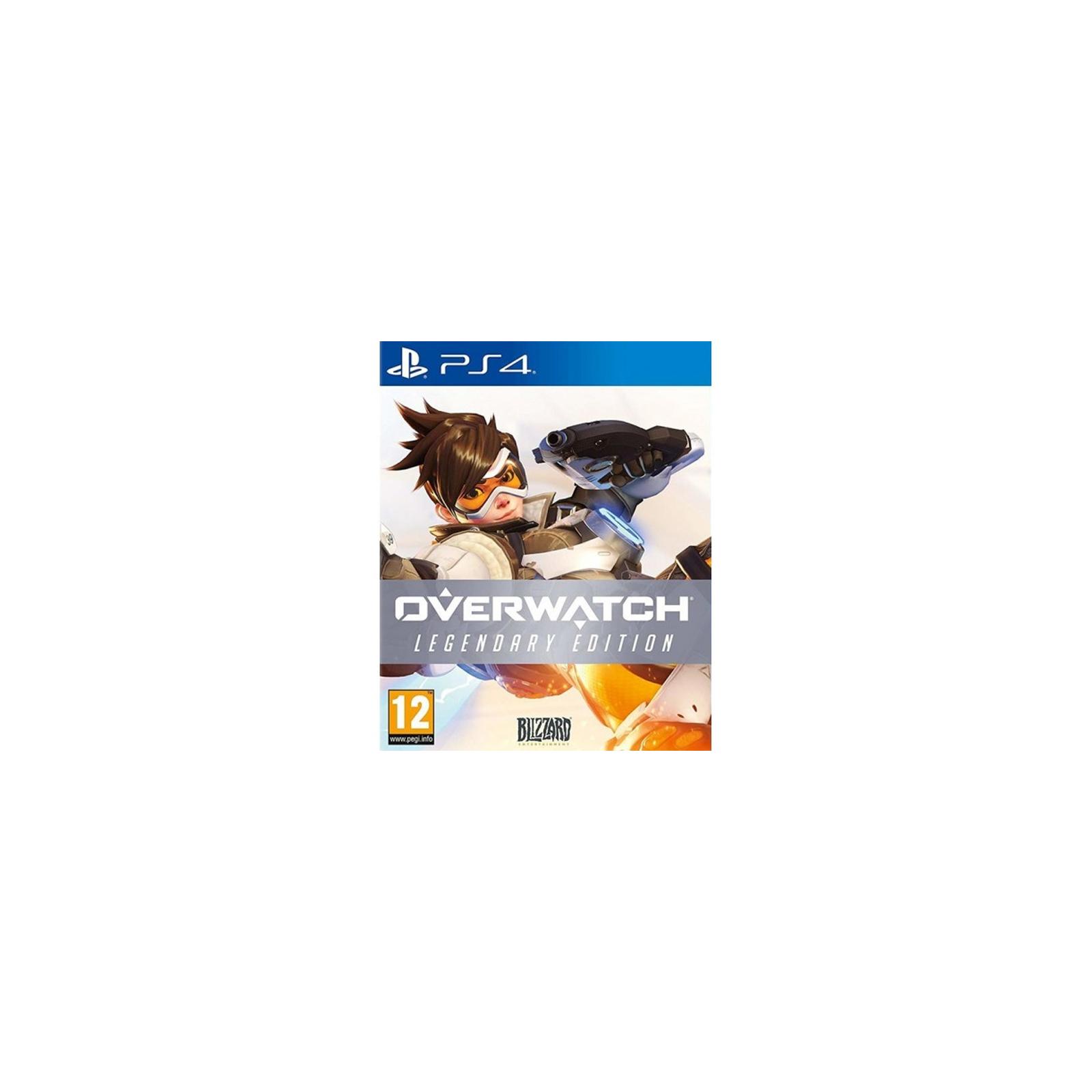 Гра Sony Overwatch Legendary Edition [Blu-Ray диск] [PS4] (88259RU)