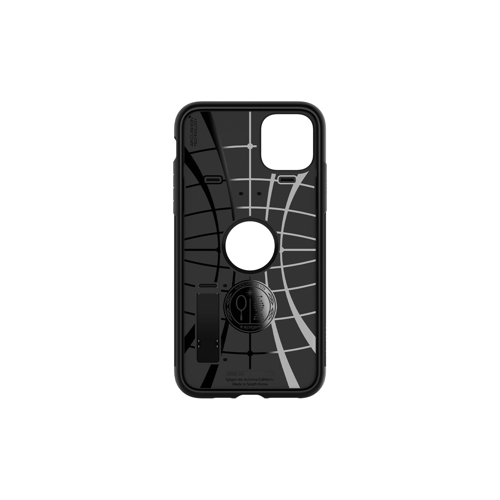 Чехол для моб. телефона Spigen iPhone 11 Pro Slim Armor, Black (077CS27099) изображение 3