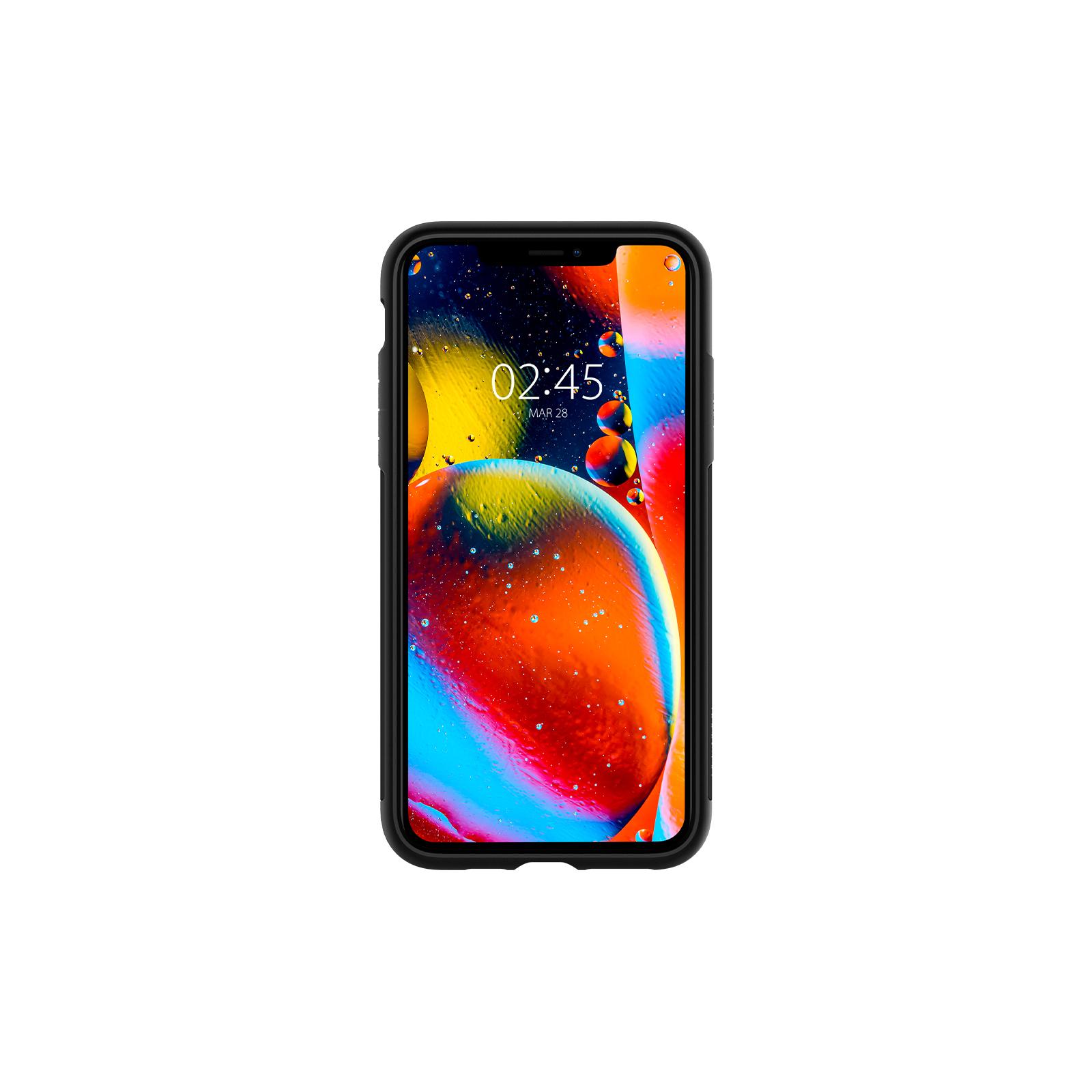 Чехол для моб. телефона Spigen iPhone 11 Pro Slim Armor, Black (077CS27099) изображение 4