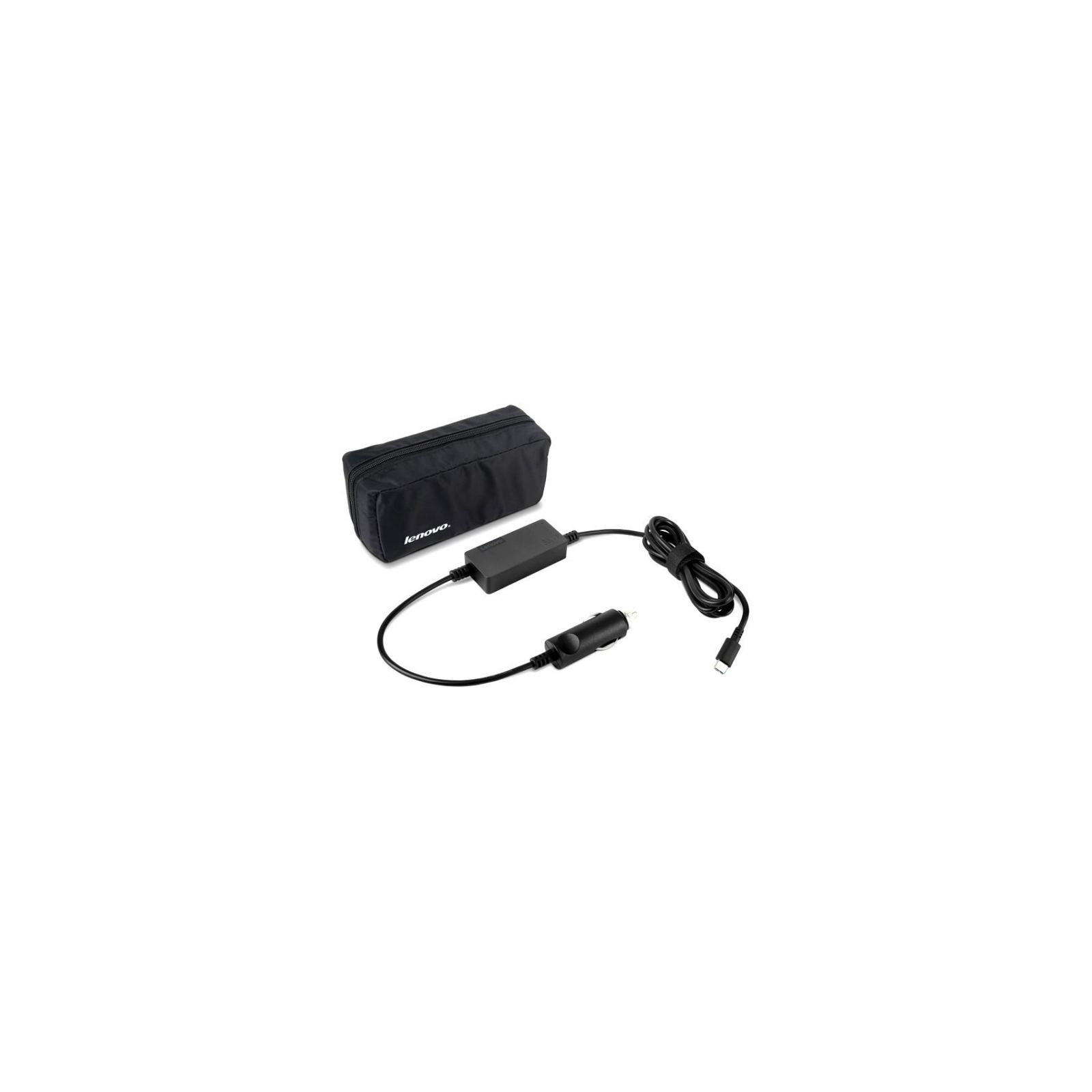 Блок питания к ноутбуку Lenovo 65W USB-C DC Travel Adapter (40AK0065WW) изображение 3