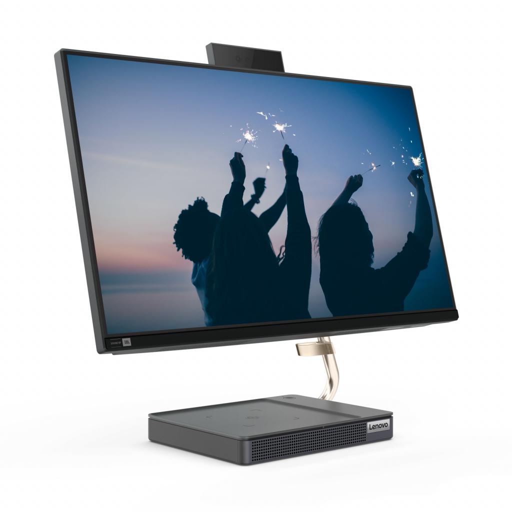 Компьютер Lenovo IdeaCentre AiO 5 24IOB6 / i5-11400T (F0G3005AUA) изображение 2