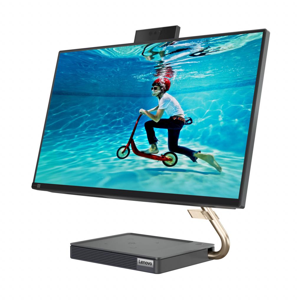 Компьютер Lenovo IdeaCentre AiO 5 24IOB6 / i5-11400T (F0G3005AUA) изображение 3