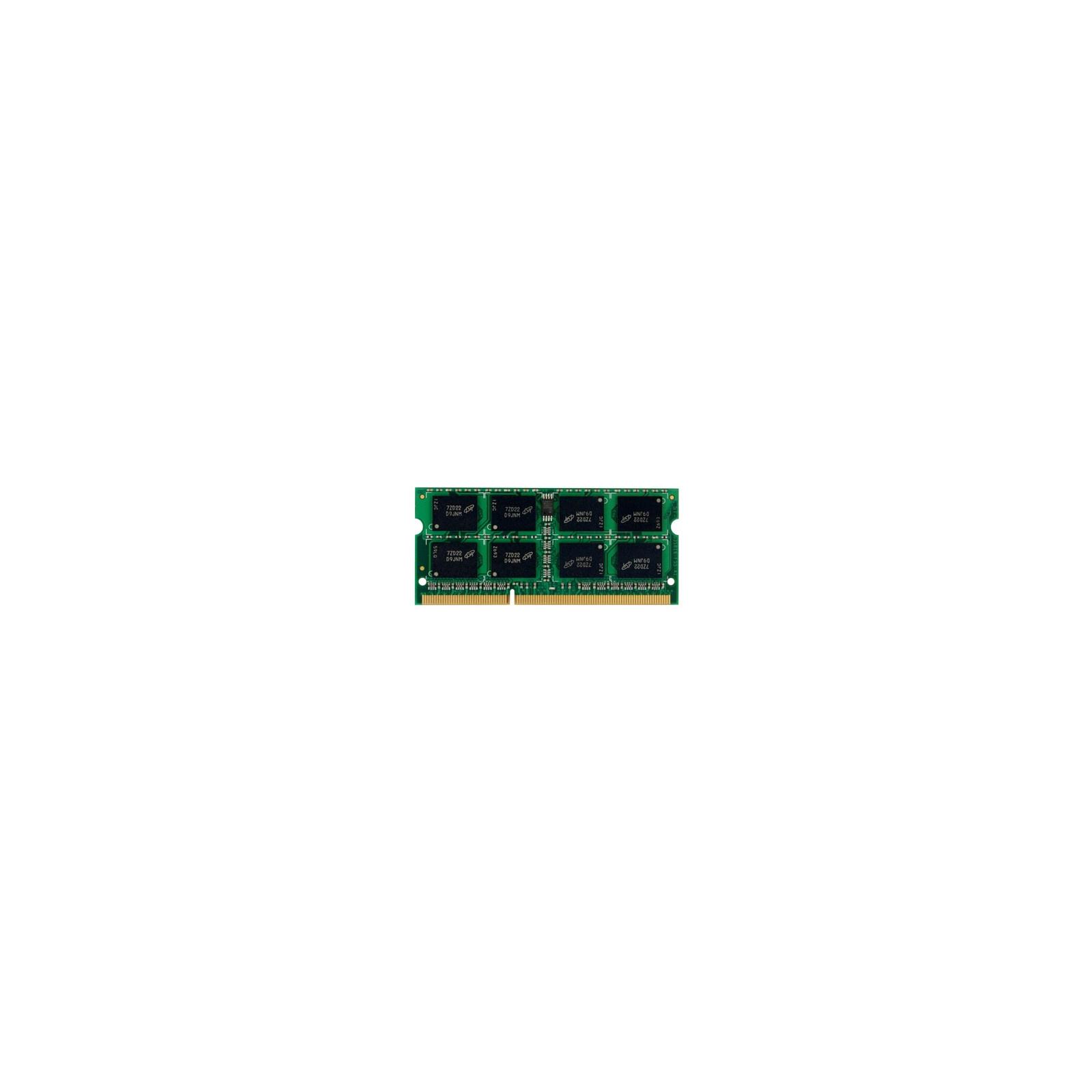 Модуль памяти для ноутбука SoDIMM DDR3 4GB 1333 MHz Team (TED34GM1333C9-SBK / TSD34096M1333C9-E)