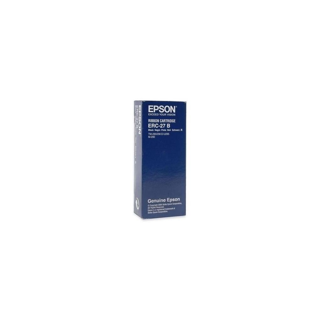 Картридж EPSON ERC-27 Black для TM-290/290II, TM-U (C43S015366)