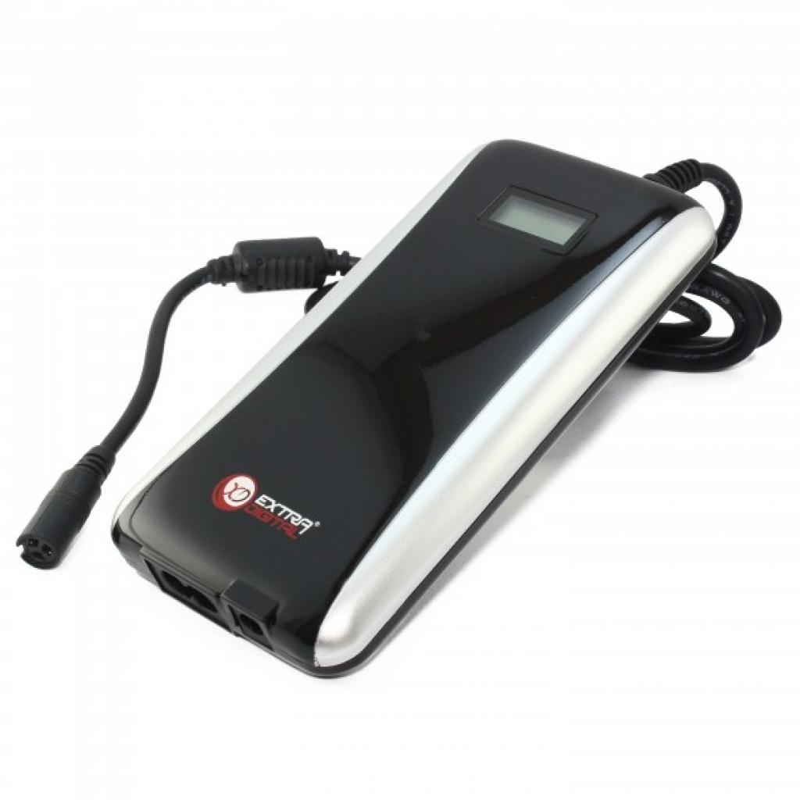 Блок питания к ноутбуку EXTRADIGITAL ED-90B сетевой + автомобильный + USB (ALU90B0003)