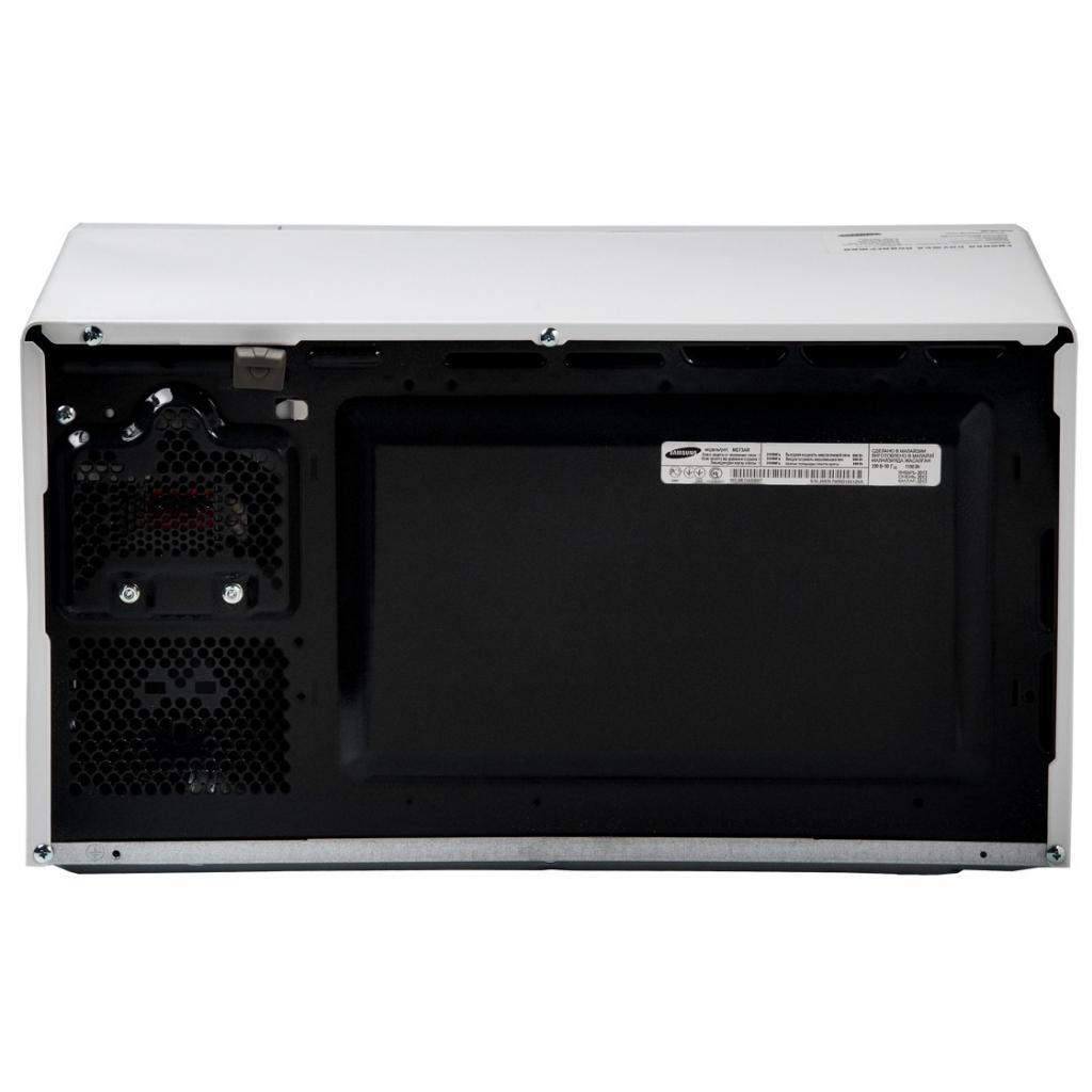 Микроволновая печь Samsung ME 73 AR/BWT (ME73AR/BWT) изображение 4