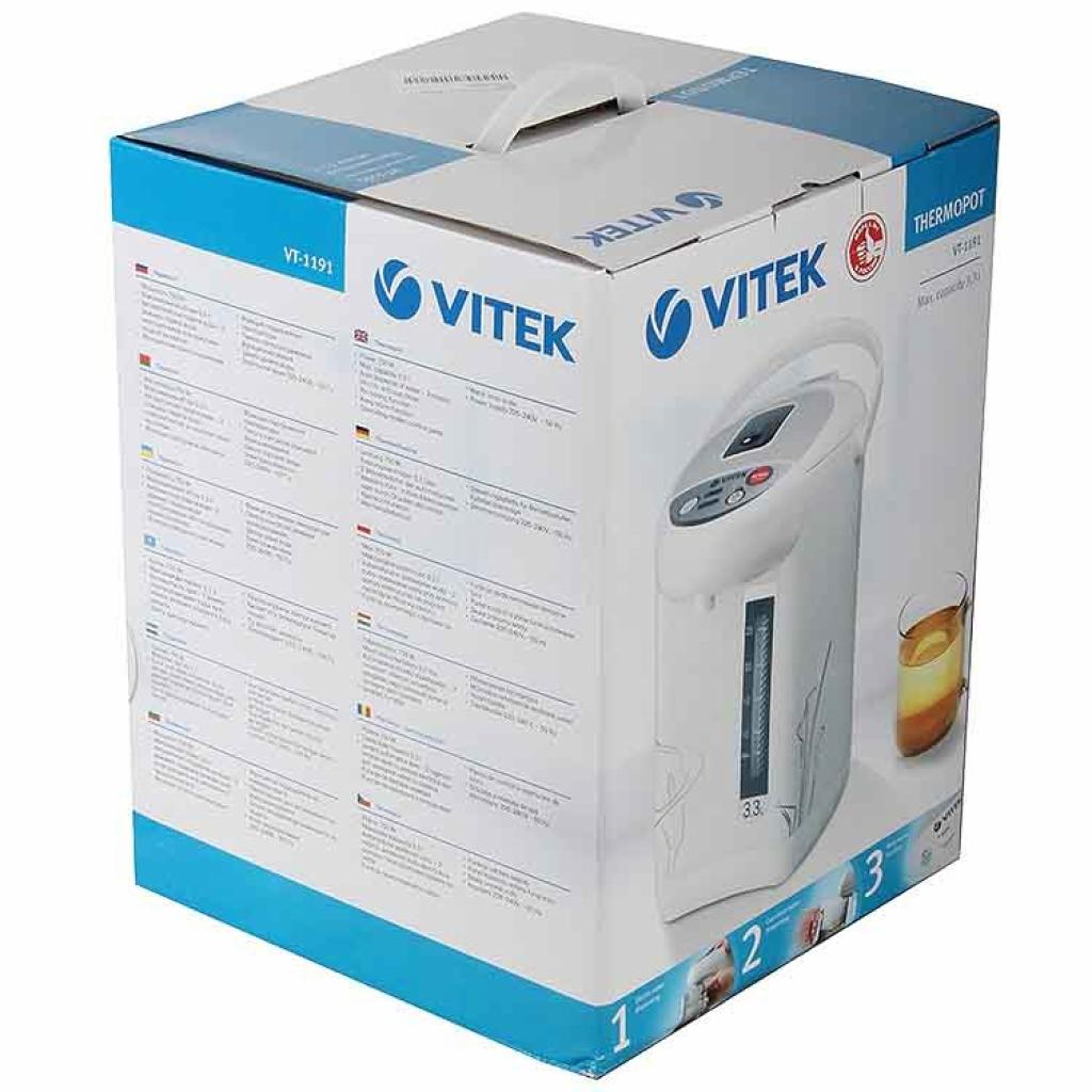 Электрочайник VITEK VT-1191 изображение 8