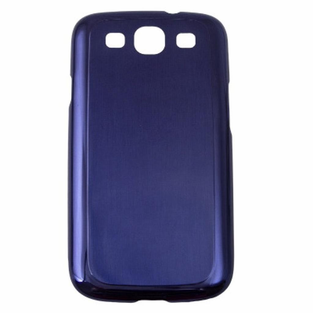 Чехол для моб. телефона Drobak для Samsung I9300 Galaxy S3 /Titanium Panel/Purple (215235)