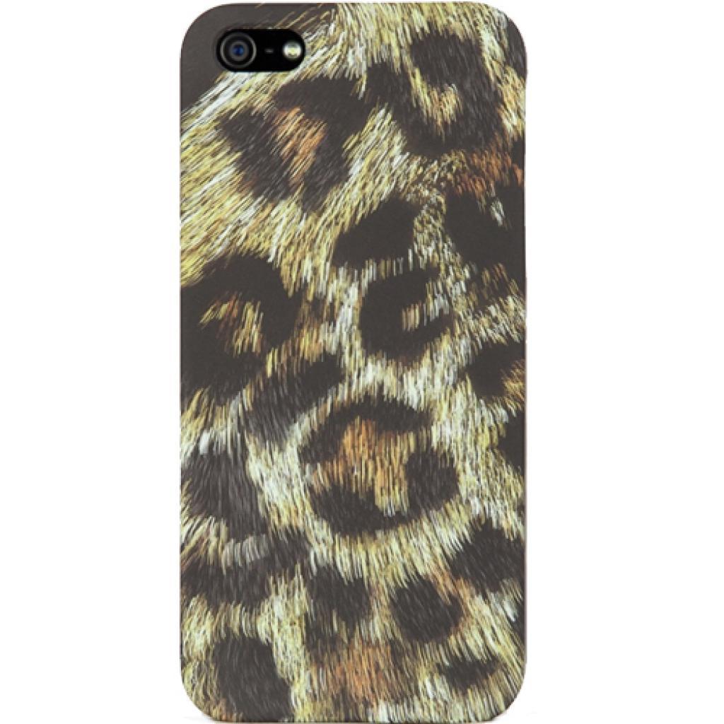 Чехол для моб. телефона ODOYO iPhone 5/5s WILD ANIMAL Leopard (PH358LD)