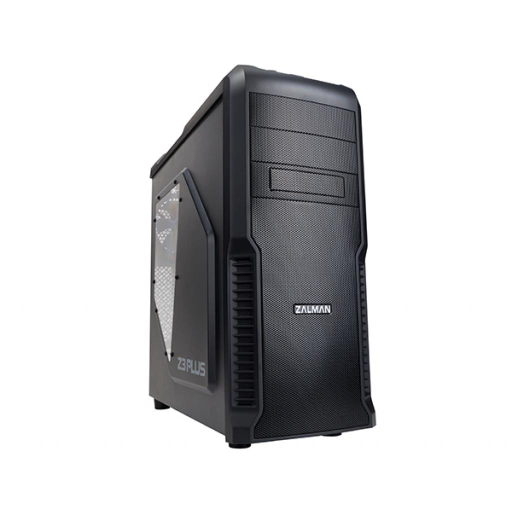 Корпус Zalman Z3 Plus (Black)