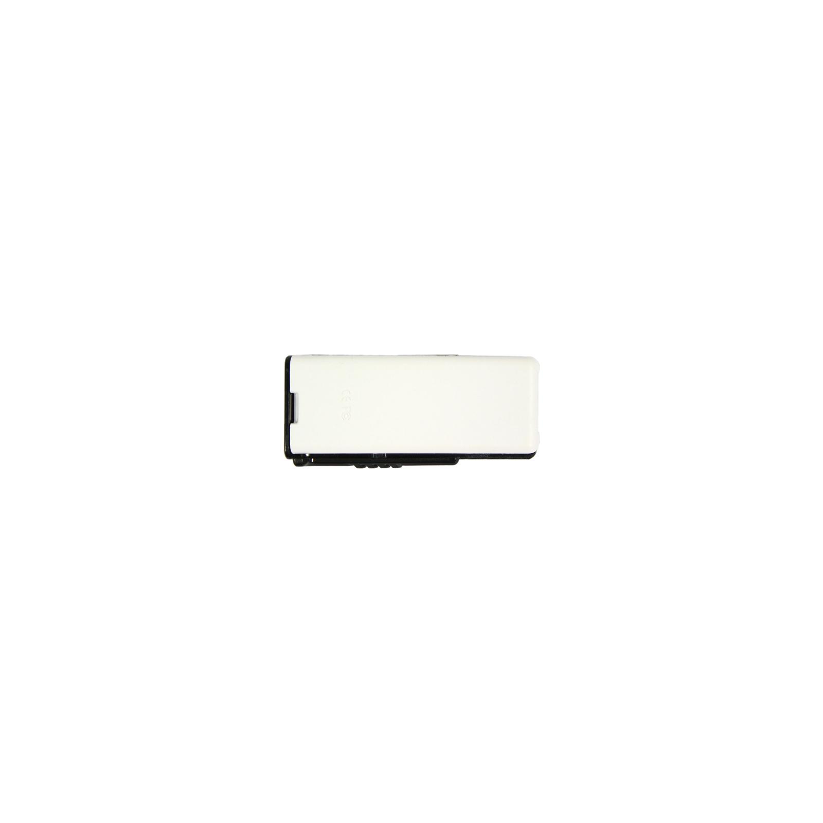 USB флеш накопитель 128GB AH350 Black RP USB3.0 Apacer (AP128GAH350B-1) изображение 2