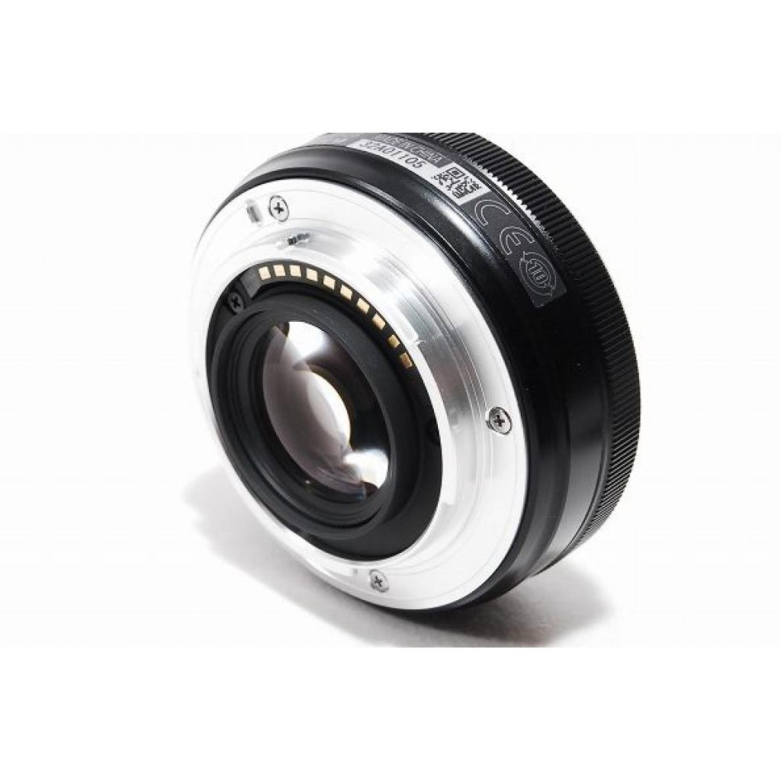 Объектив Fujifilm XF-27mm F2.8 (16389123) изображение 2
