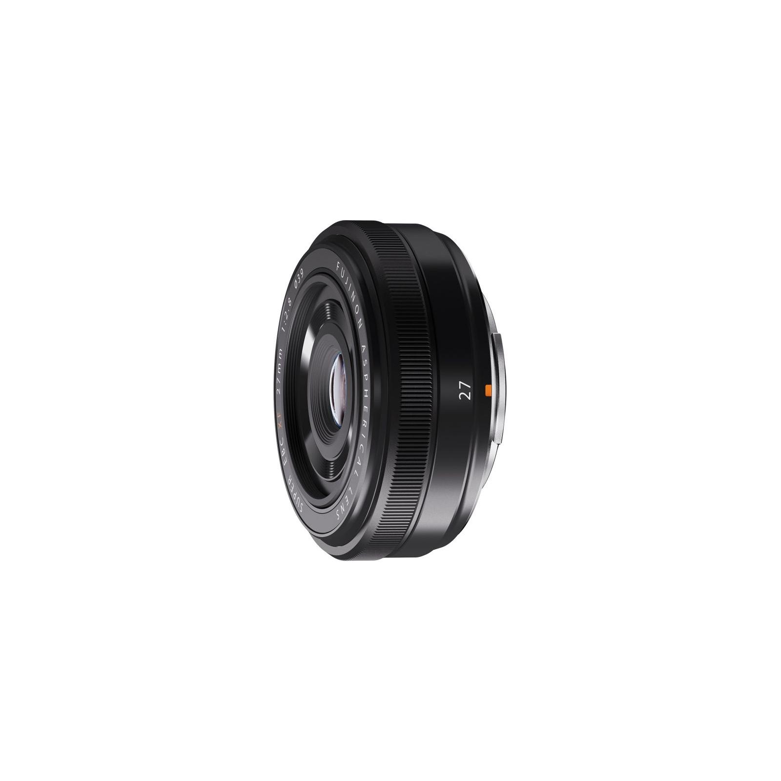 Объектив Fujifilm XF-27mm F2.8 (16389123) изображение 3