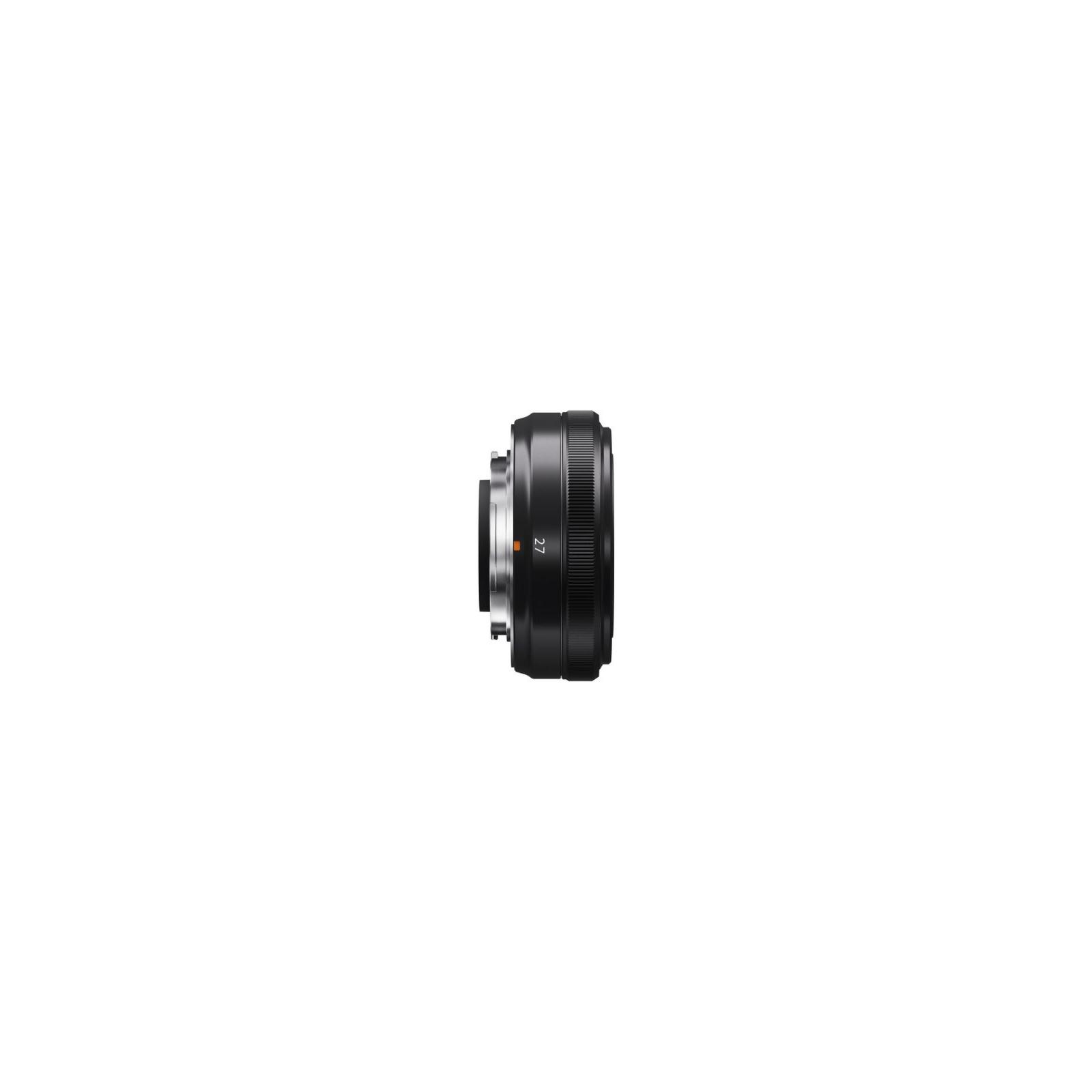 Объектив Fujifilm XF-27mm F2.8 (16389123) изображение 5