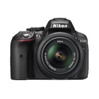 Цифровой фотоаппарат Nikon D5300 + 18-140mm black (VBA370KV02)