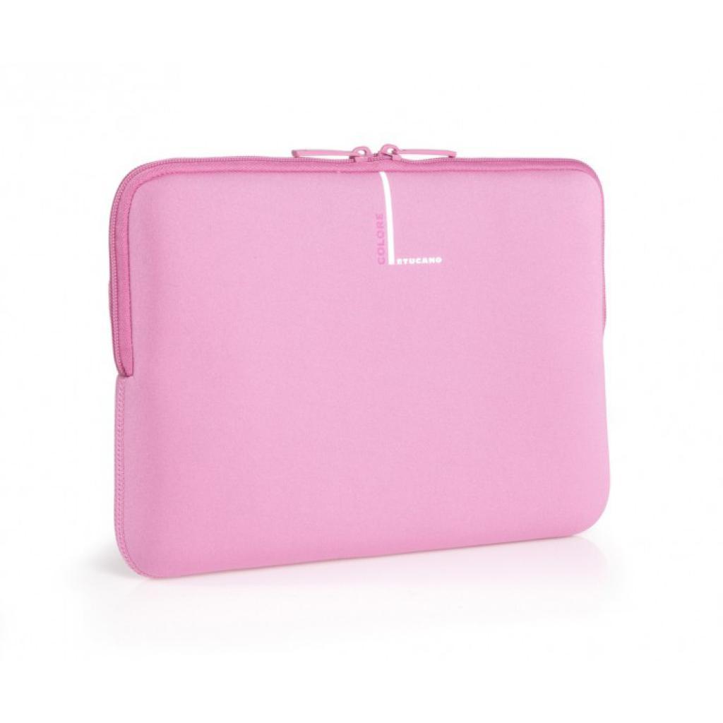 Чехол для ноутбука Tucano 10-11 Colore Pink (BFC1011-PK) изображение 2