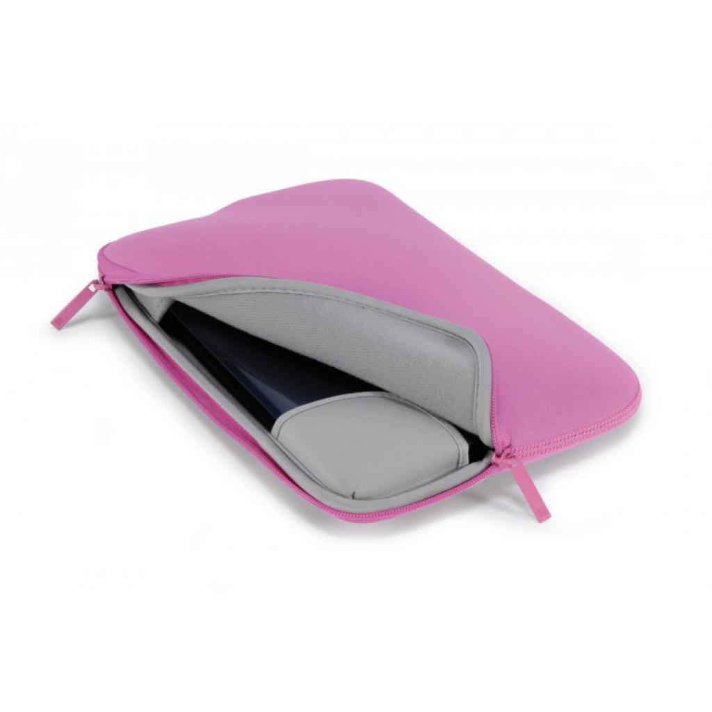 Чехол для ноутбука Tucano 10-11 Colore Pink (BFC1011-PK) изображение 3
