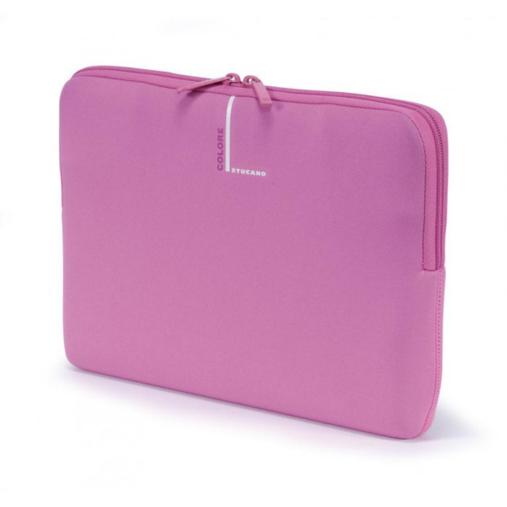 Чехол для ноутбука Tucano 10-11 Colore Pink (BFC1011-PK) изображение 6