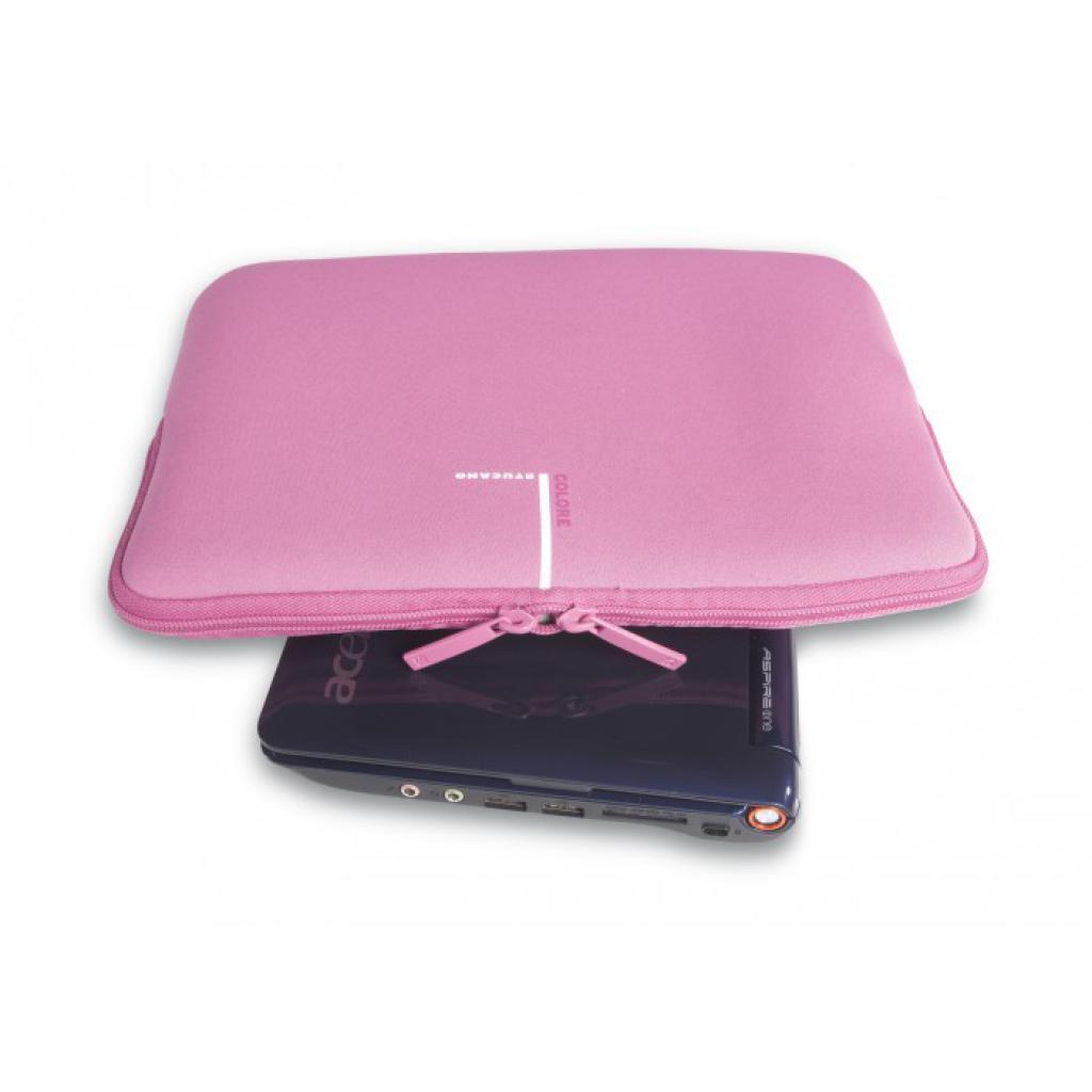 Чехол для ноутбука Tucano 10-11 Colore Pink (BFC1011-PK) изображение 7
