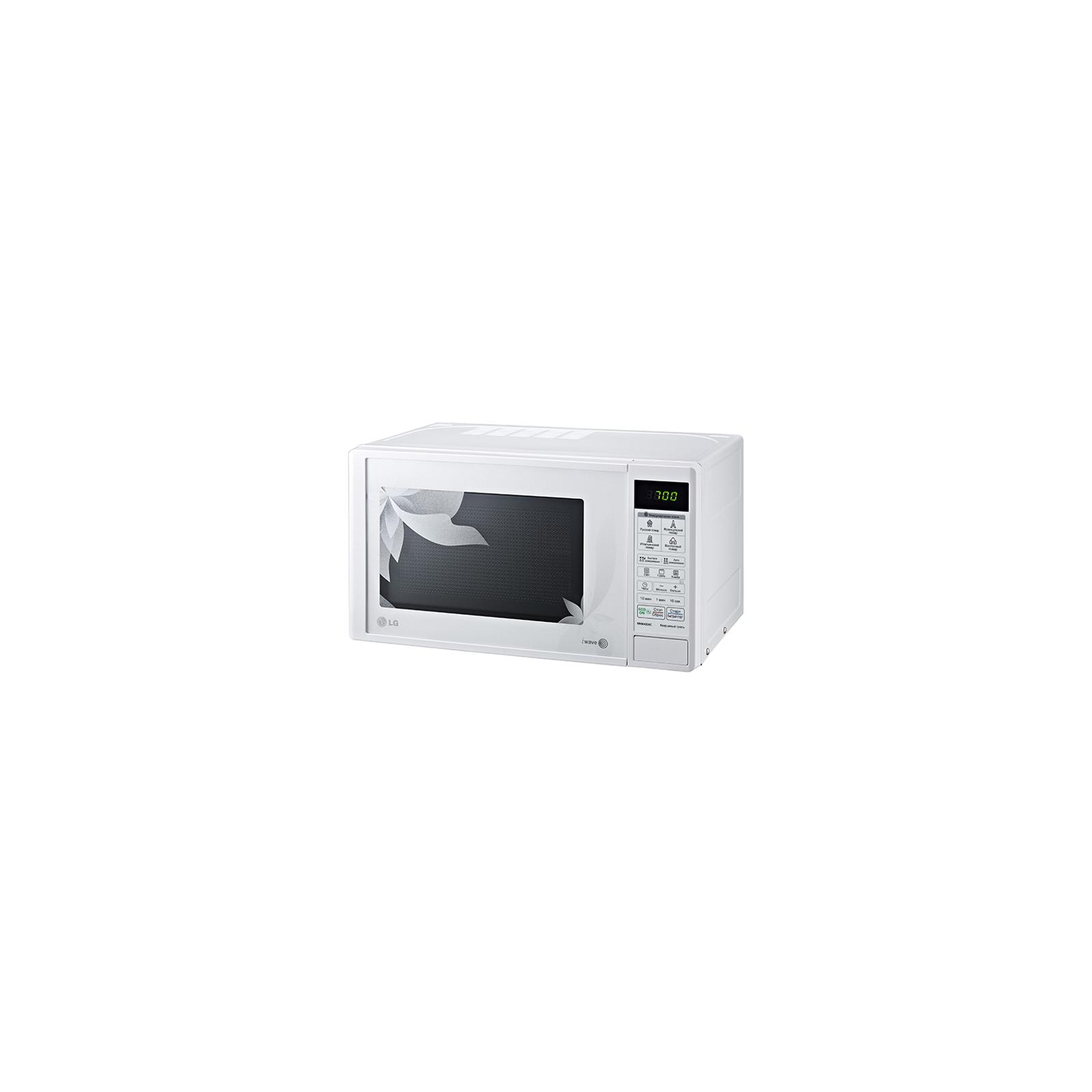 Микроволновая печь LG MH6043DAC изображение 2