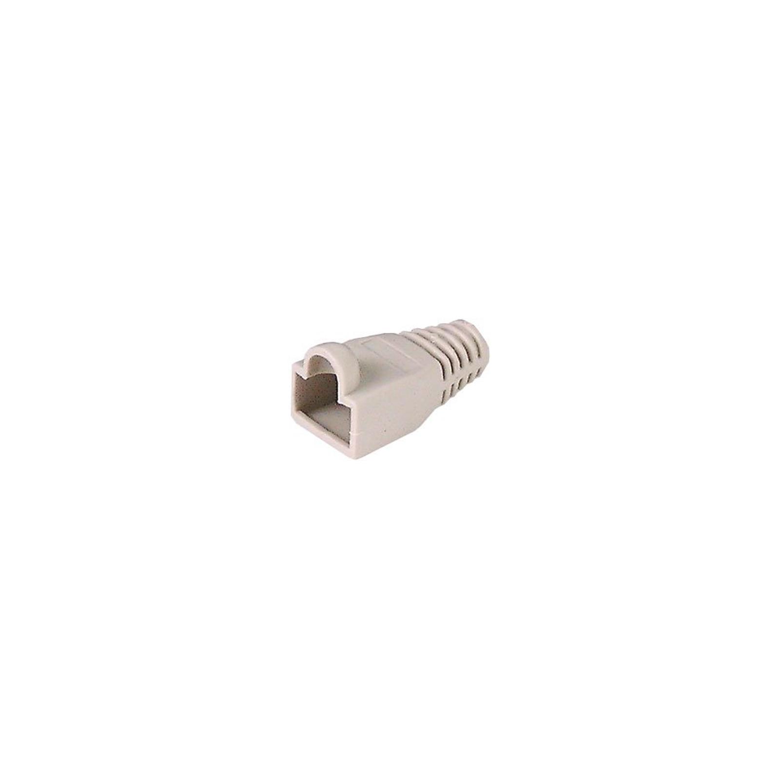 Колпачок коннектора Atcom RJ-45 белый 100шт (10107)