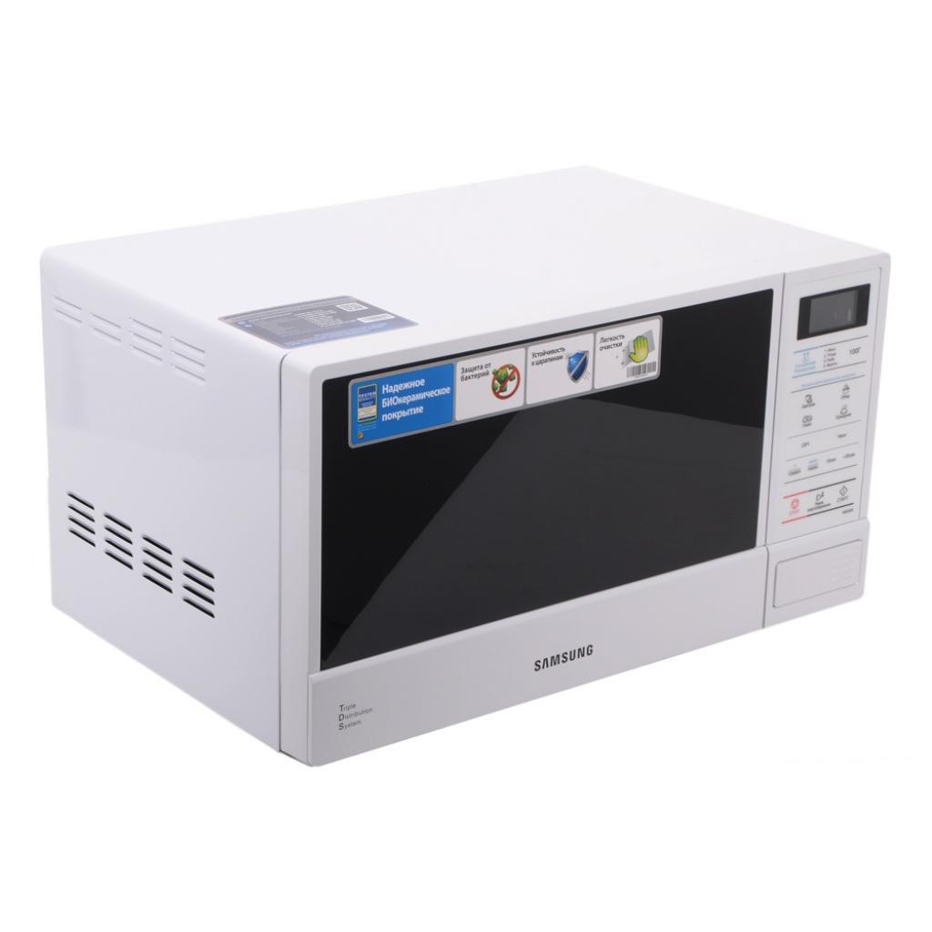 Микроволновая печь Samsung ME83DR-1W/BWT изображение 3