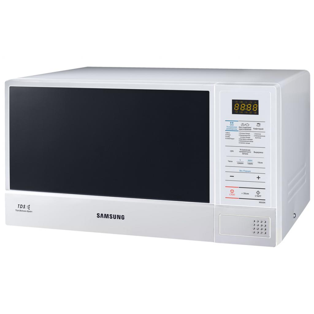 Микроволновая печь Samsung ME83DR-1W/BWT