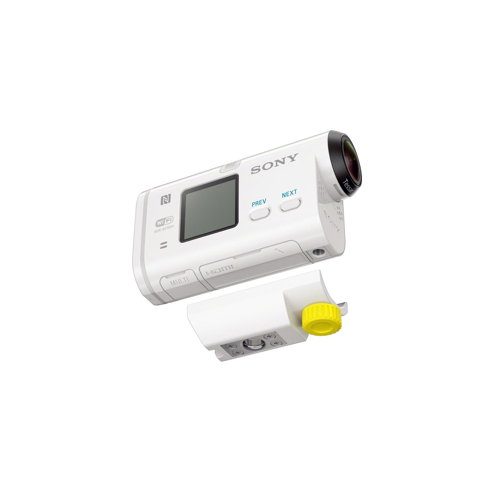 Экшн-камера SONY HDR-AS100V w/mount kit (HDRAS100VW.CEN) изображение 7