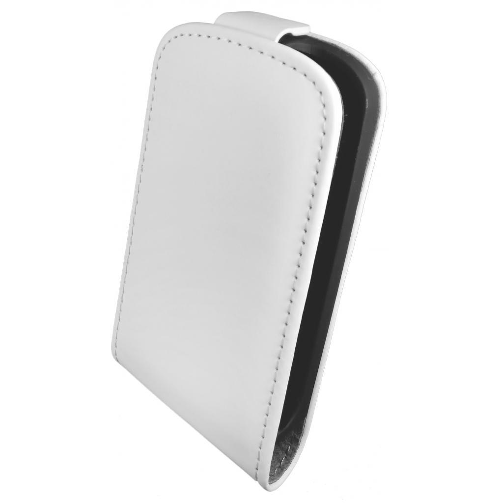 Чехол для моб. телефона GLOBAL для Samsung S6312 Galaxy Young Duos (белый) (1283126449505) изображение 2