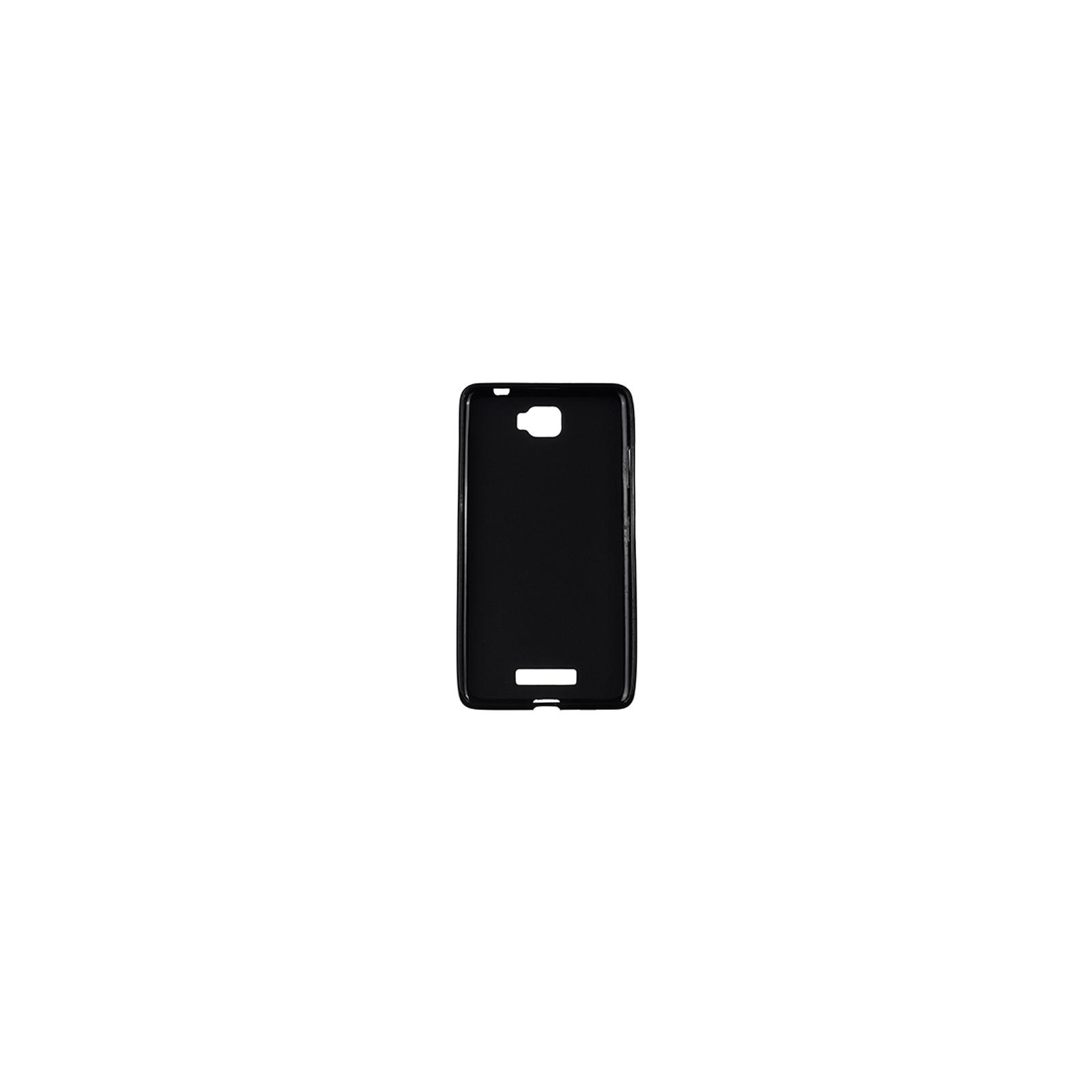 Чехол для моб. телефона Drobak для Lenovo S856 Black /Elastic PU/ (216721) (216721) изображение 2