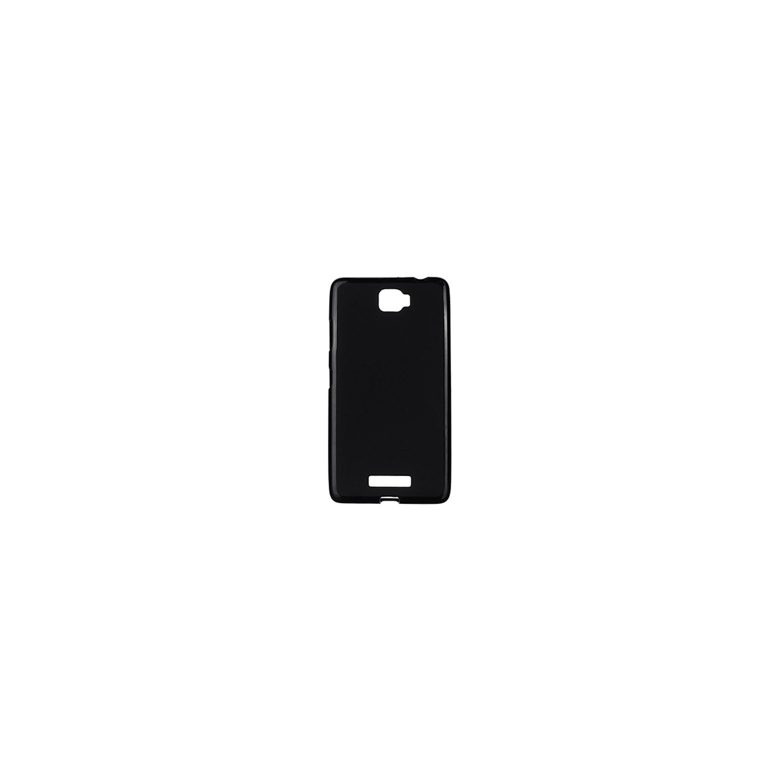 Чехол для моб. телефона Drobak для Lenovo S856 Black /Elastic PU/ (216721) (216721)