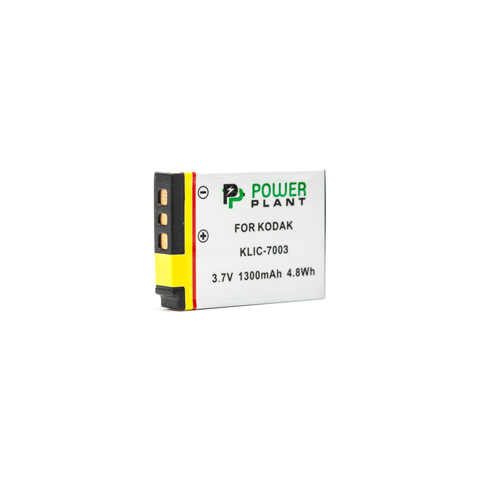 Аккумулятор к фото/видео PowerPlant Kodak KLIC-7003 (DV00DV1220)