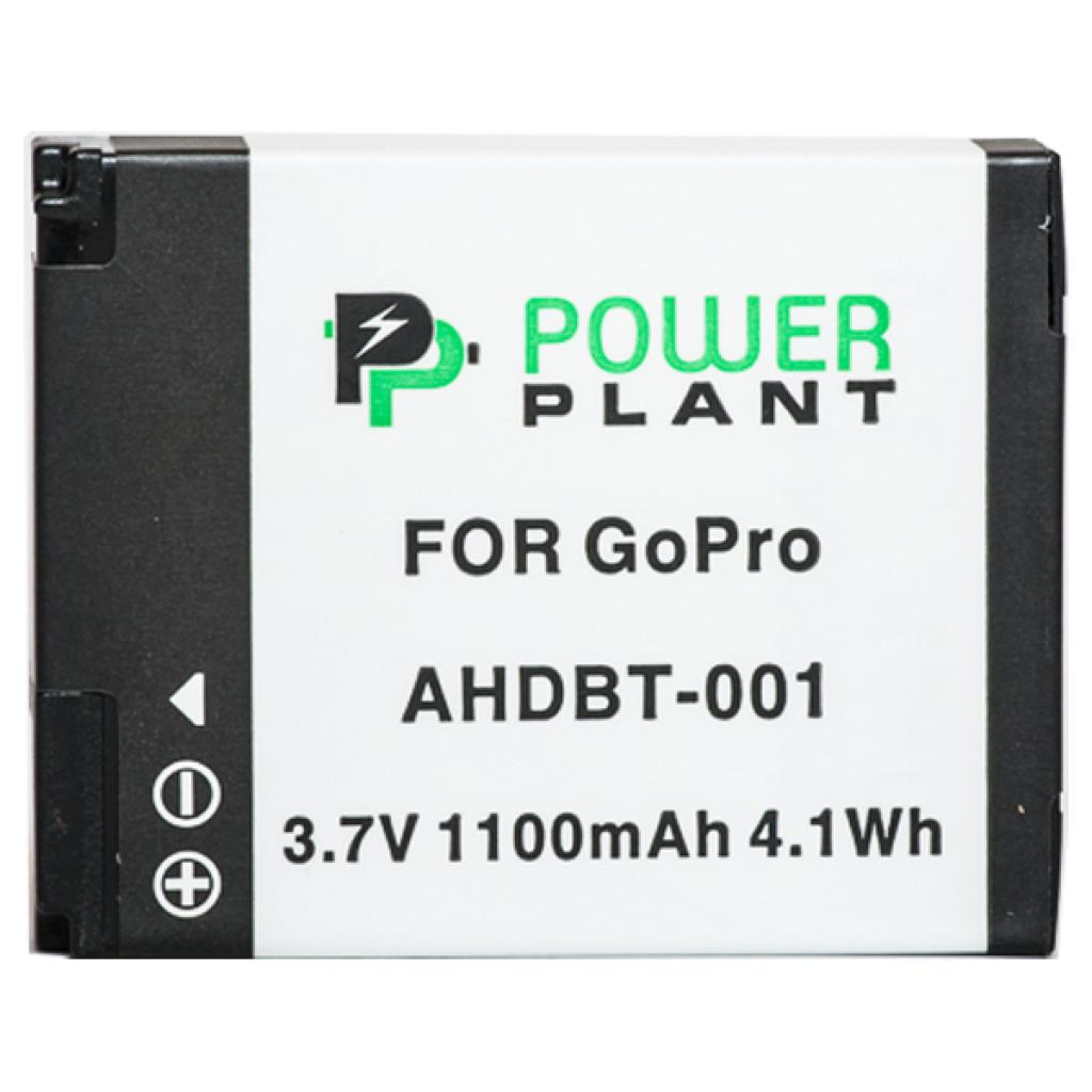 Аккумулятор к фото/видео PowerPlant GoPro AHDBT-001 (DV00DV1359) изображение 2