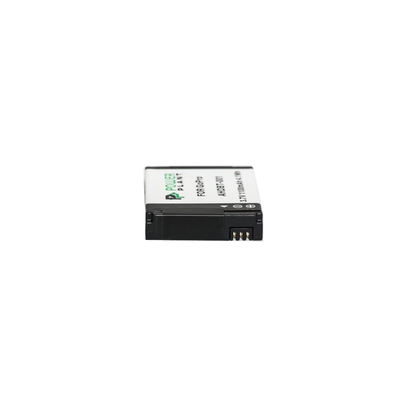 Аккумулятор к фото/видео PowerPlant GoPro AHDBT-001 (DV00DV1359)