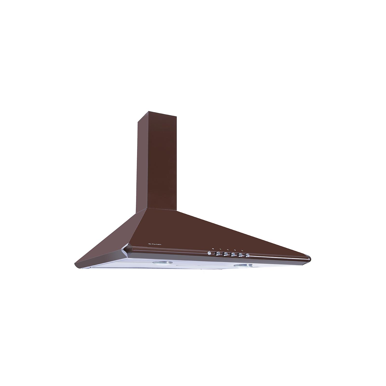Вытяжка кухонная PERFELLI K 512 BR LED изображение 2