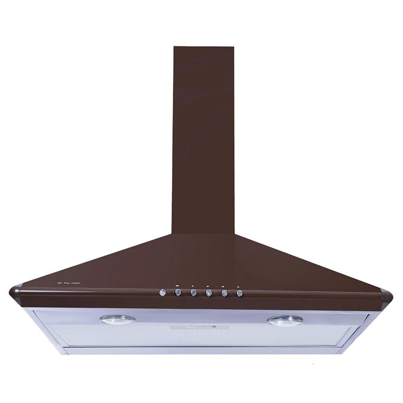 Вытяжка кухонная PERFELLI K 512 BR LED