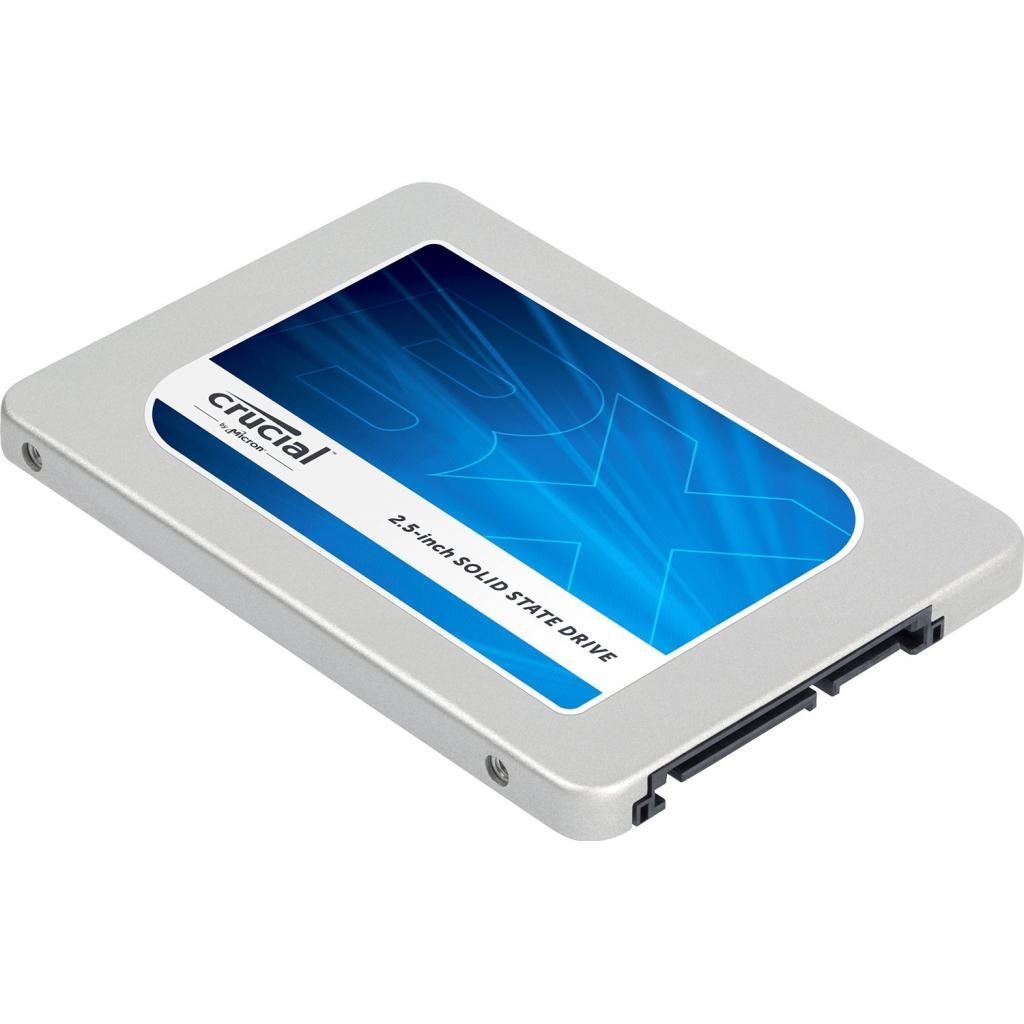 """Накопитель SSD 2.5"""" 240GB MICRON (CT240BX200SSD1_OEM) изображение 2"""