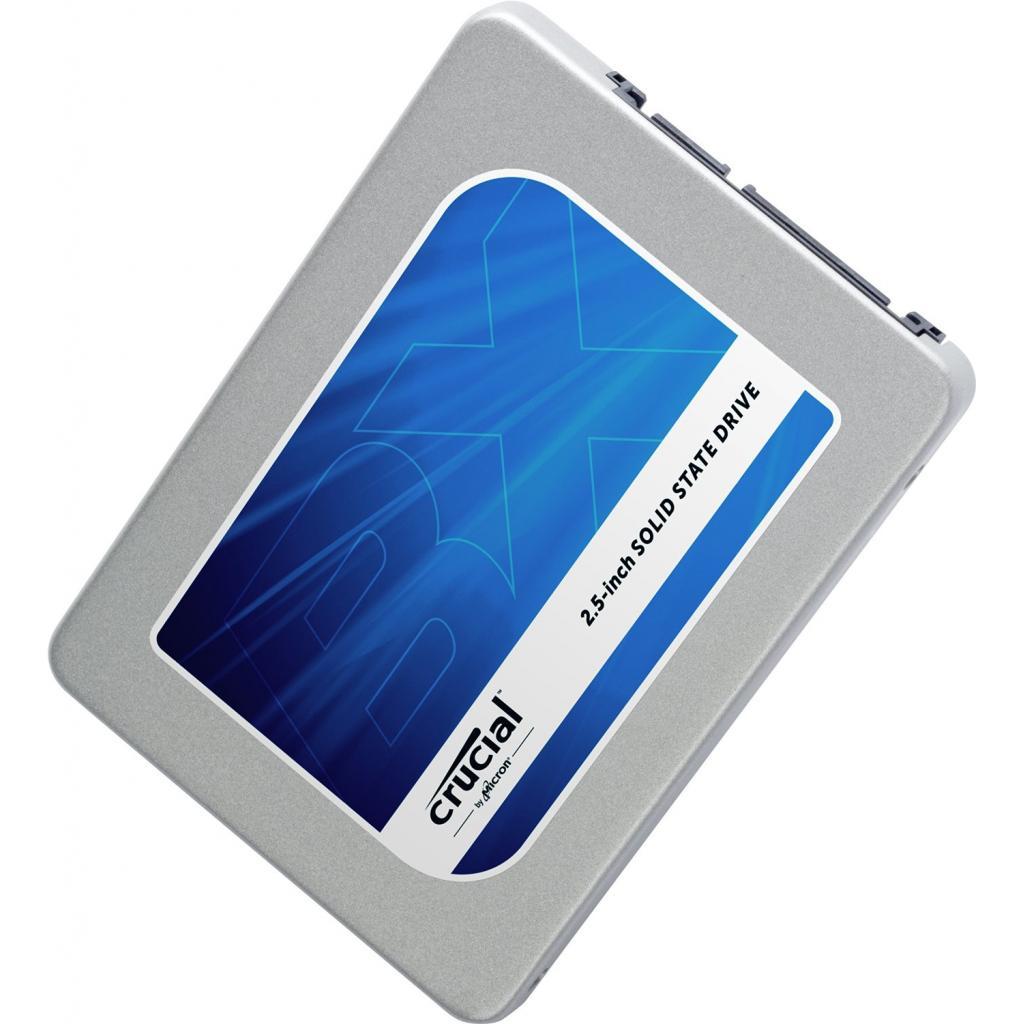 """Накопитель SSD 2.5"""" 240GB MICRON (CT240BX200SSD1_OEM) изображение 3"""