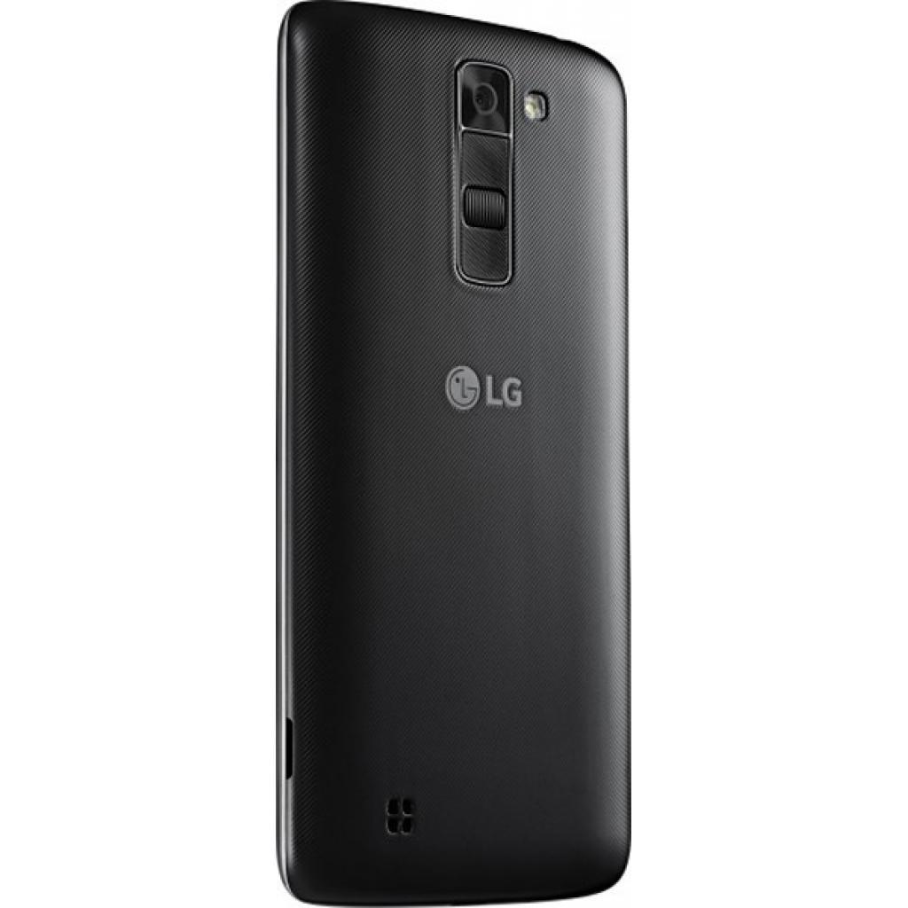 Мобильный телефон LG X210 (K7) Black (LGX210DS.ACISBK) изображение 5