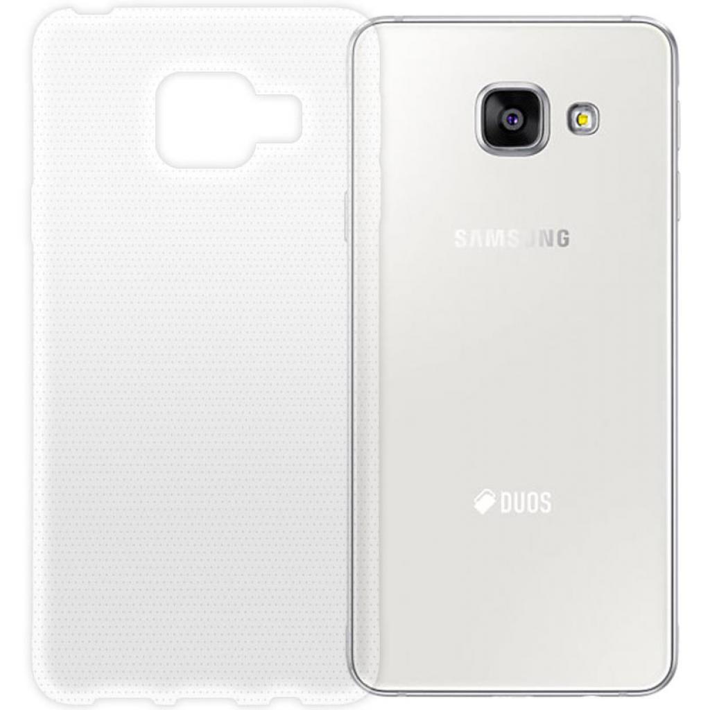 Чехол для моб. телефона GLOBAL для Samsung A310 (светлый) (1283126470004)